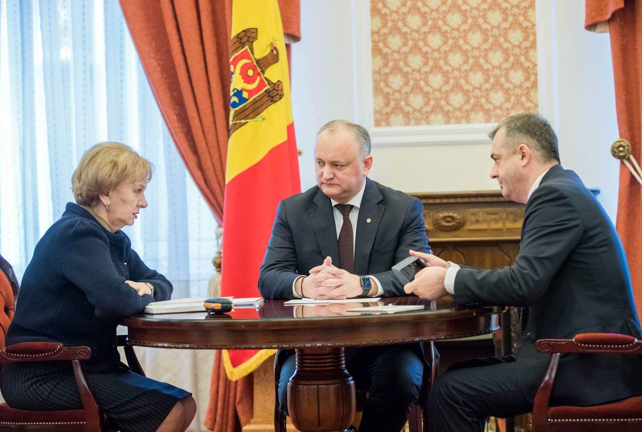 Президент, спикер и премьер выступили с совместным обращением к гражданам