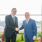 Додон поздравил Вучича и народ Сербии с Днем государственности этой страны