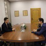 Илие Чебан обсудил с министром юстиции проблемы жилищного фонда Кишинева