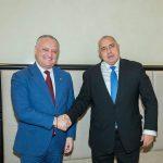 Президент провел встречу с премьером Болгарии (ФОТО, ВИДЕО)