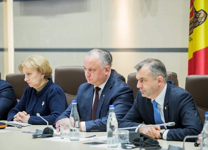 Рабочая встреча в парламенте: какие вопросы обсуждались (ФОТО, ВИДЕО)