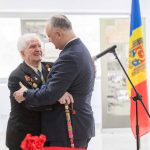 Додон: Сохранение священной памяти о Победе - то, что объединяло и будет объединять наши народы (ФОТО)