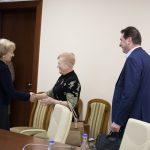 На прием к спикеру: Зинаида Гречаный будет ежемесячно встречаться с гражданами в парламенте (ФОТО)