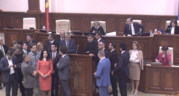 """""""Стали выть, копытами бить"""": что на самом деле произошло сегодня в парламенте"""