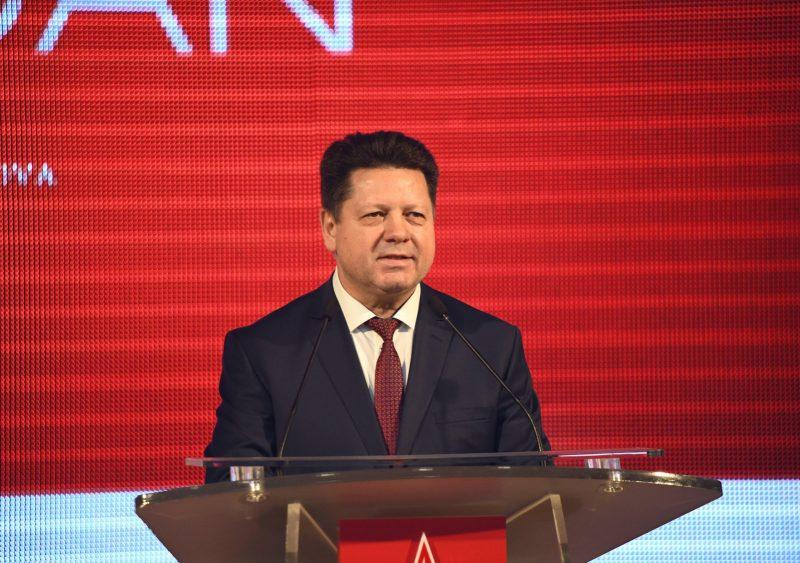 Гацкан обозначил приоритеты своей предвыборной программы (ВИДЕО)