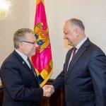 Президент на встрече с послом Франции: Молдова продолжит проводить взвешенную внешнюю политику между Западом и Востоком (ФОТО, ВИДЕО)