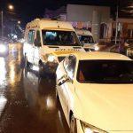 В центре столицы водитель сбил двух подростков (ФОТО)