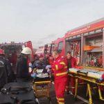Гражданин Молдовы пострадал в жуткой аварии в Яссах