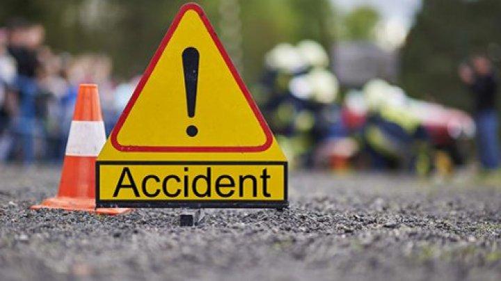 В столице в результате ДТП серьёзно пострадал пешеход