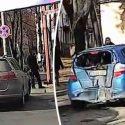 Сразу 4 автомобиля стали участниками аварии в центре столицы