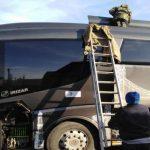 """Пограничники нашли крупную партию контрабандных сигарет в автобусе рейса """"Молдова-Франция"""""""