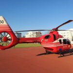 SMURD благополучно перевёз 17-летнюю пациентку из Ясс в Кишинёв (ФОТО, ВИДЕО)
