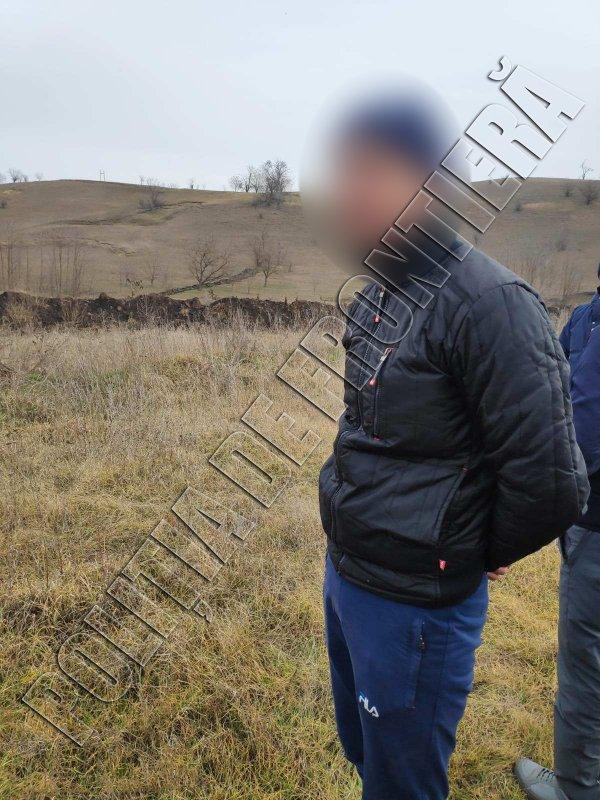 Двое жителей Чадыр-Лунги пытались нелегально вернуться в страну (ФОТО)