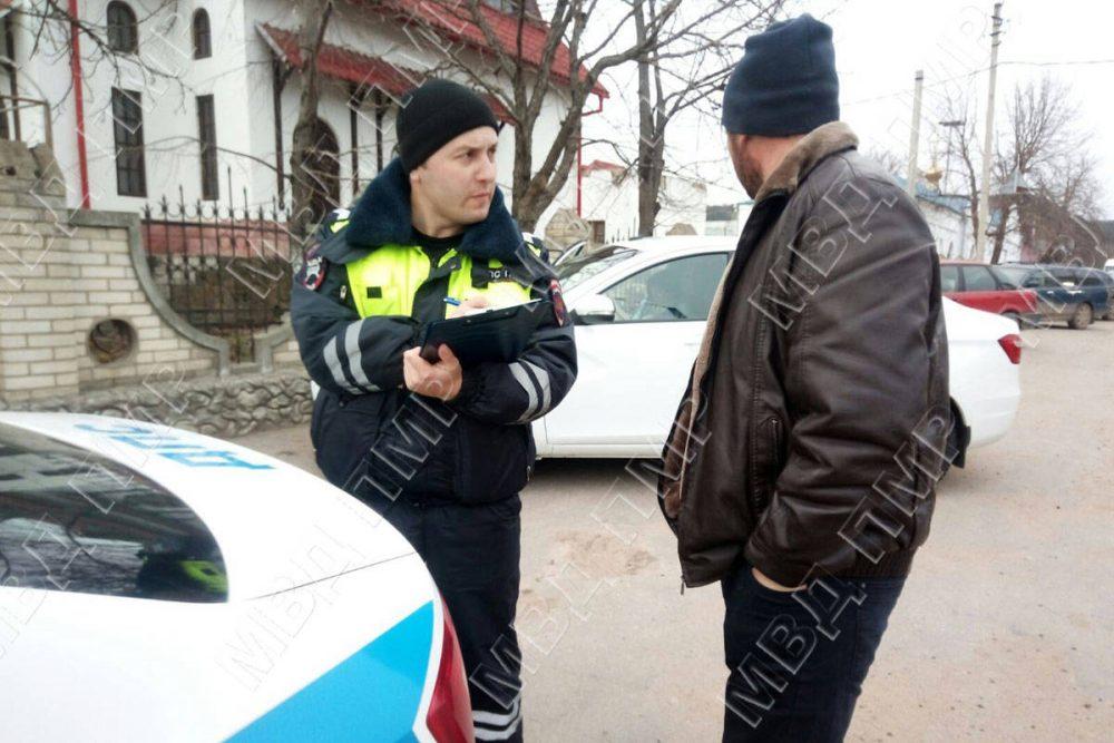 """В Приднестровье проходит операция """"Внимание – пешеход!"""""""