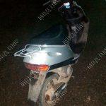 Водитель мопеда получил серьёзные травмы в результате аварии в Бендерах