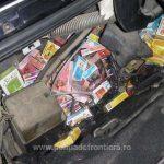 Молдаванин пытался нелегально провезти через соседнюю границу 16 кг табака для кальяна