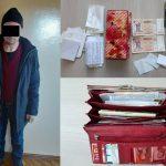 Украл кошелёк у пассажирки маршрутки: карманника-рецидивиста задержали по горячим следам (ВИДЕО)