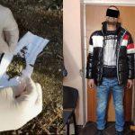 Правоохранители задержали на Рышкановке мужчину с наркотиками (ВИДЕО)