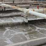 Работы по восстановлению очистных сооружений выполнены на 46%