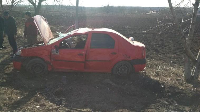 В Фалештах в ДТП погиб 54-летний водитель