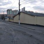 Восстановлено движение транспорта по улице Подул Ыналт