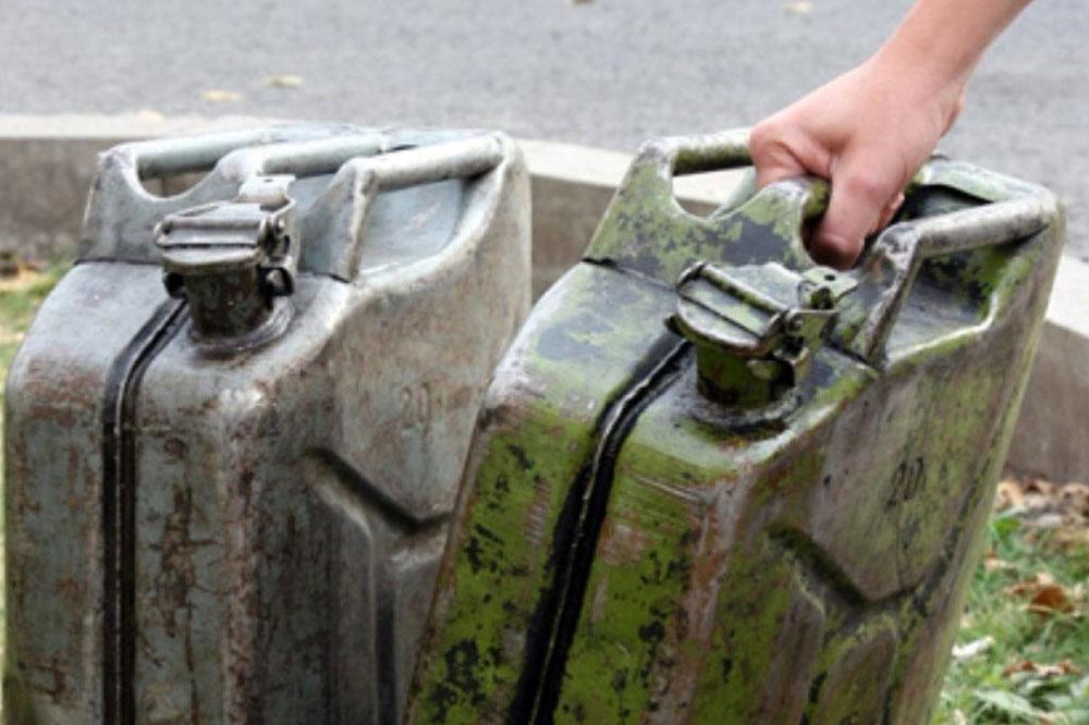 Заправился чужим бензином: рыбничанина-нарушителя привлекли к ответственности