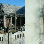 В Малаештах сгорел частный дом: обошлось без пострадавших