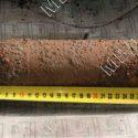 Житель Каменского района принёс домой ржавый снаряд времён ВОВ