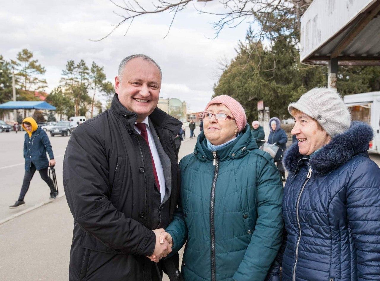 Решено: Пенсии в Молдове будут индексироваться дважды в год для всех