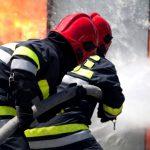 Пожар в Каушанах: спасатели эвакуировали жильцов и пенсионерку с ограниченными возможностями