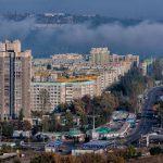 В некоторых районах Приднестровья из-за штормового ветра пропал свет