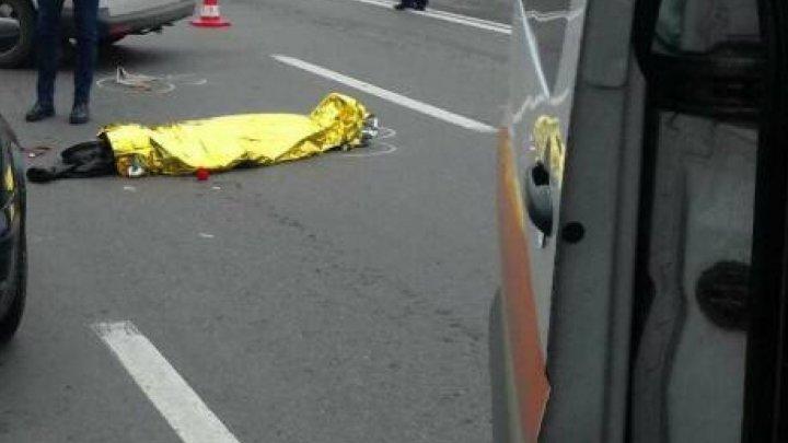В Рышканах водитель насмерть сбил пешехода и скрылся с места аварии