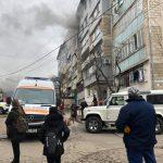 На Рышкановке загорелась квартира в жилом доме: жертв нет