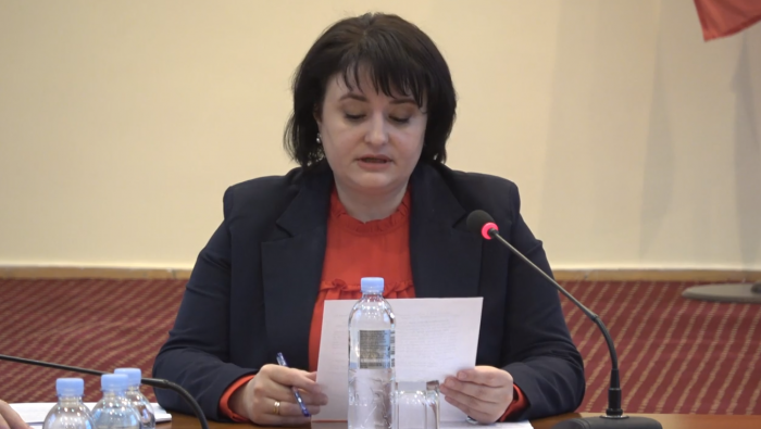 Думбрэвяну рассказала о трёх случаях подозрения на COVID-19 и о состоянии пациентки с коронавирусом