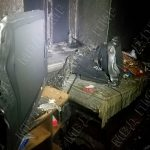 В Слободзее при пожаре серьёзно пострадала пожилая женщина (ФОТО)
