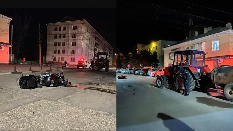 Трагические последствия ДТП в Кагуле: мотоциклист умер в больнице