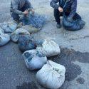 Рыбаков-браконьеров оштрафовали за незаконную ловлю в пограничной зоне (ФОТО, ВИДЕО)