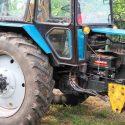 В Джолтае неизвестные украли аккумулятор трактора