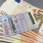 1 200 евро за водительские права: жителя Комрата задержали за вымогательство