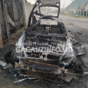 За выходные в Гагаузии сгорели два автомобиля (ФОТО)