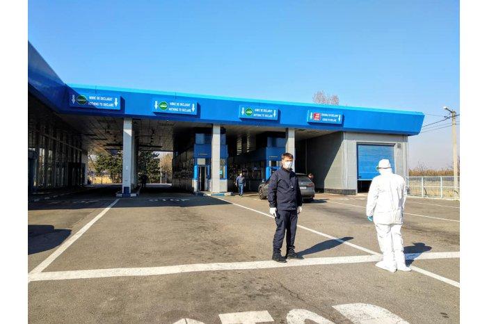 Для некоторых иностранных граждан разрешён транзит по территории Молдовы через два КПП