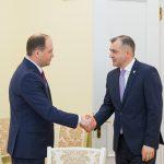 Встреча Кику - Чебан: о чем говорили премьер-министр и генпримар Кишинева