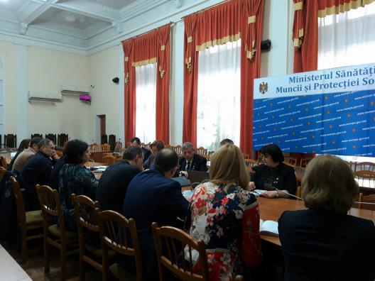 Молдова получит от ВОЗ ещё 1 000 тест-систем на выявление коронавируса