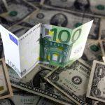Евро и доллар ещё немного снизятся в цене