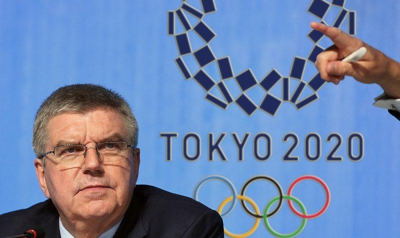 Из-за пандемии коронавируса Олимпийские игры отложили на год
