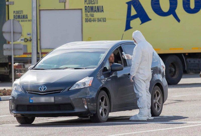 Пограничная полиция: пассажиропоток продолжает сокращаться