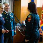 Зинаида Гречаный вручила парламентские награды женщинам, отличившимся в сфере национальной обороны (ФОТО)