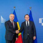 Додон на встрече с еврокомиссаром: Мы намерены активизировать расследование наиболее резонансных уголовных дел (ФОТО, ВИДЕО)