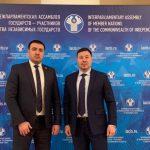 Депутаты ПСРМ приняли участие в заседаниях постоянных комиссий МПА СНГ (ФОТО)
