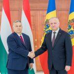 Додон и Орбан обсудили двустороннее сотрудничество и возможность открытия прямого рейса Будапешт - Кишинев (ФОТО, ВИДЕО)